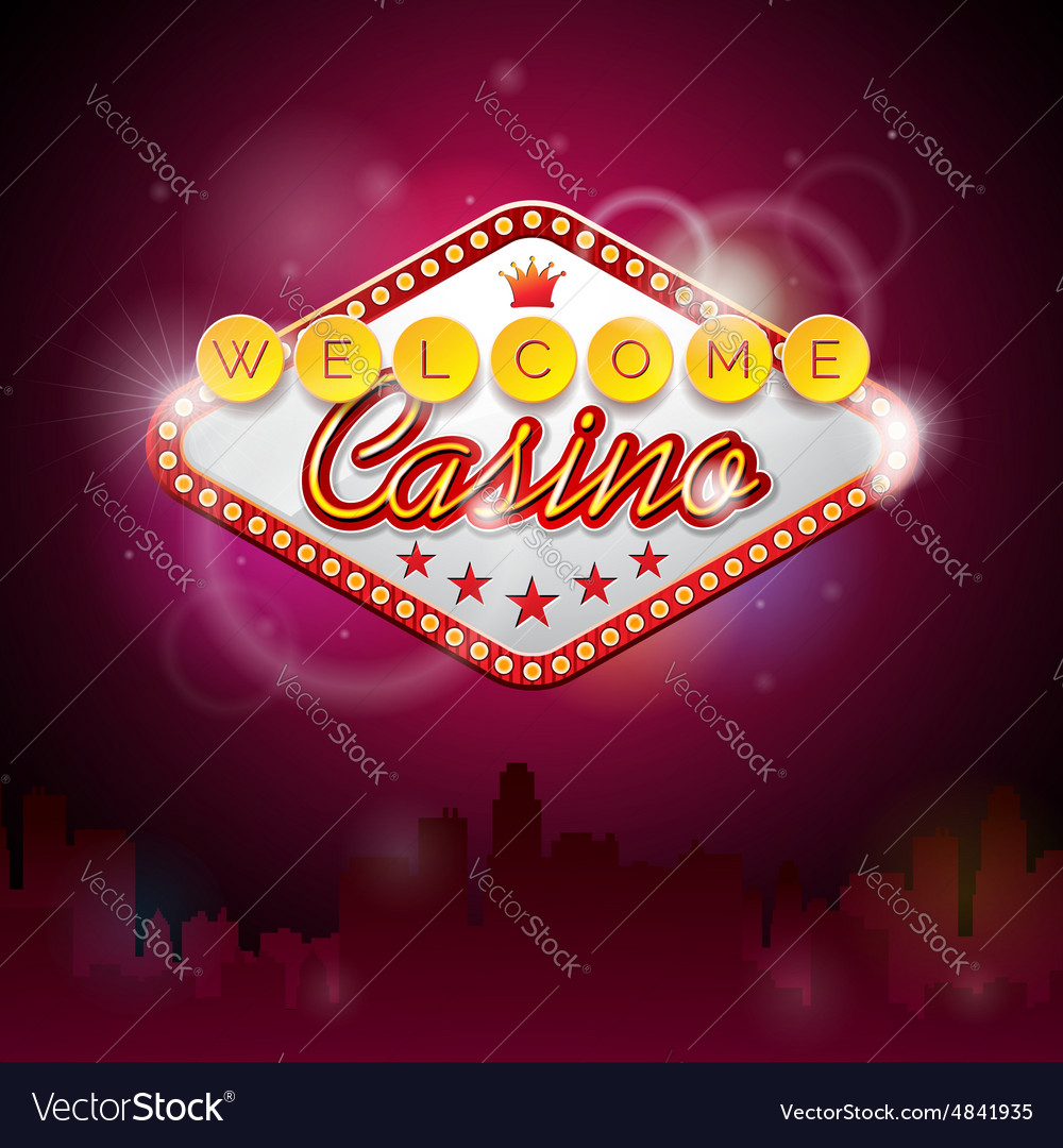 Casino with lighting display