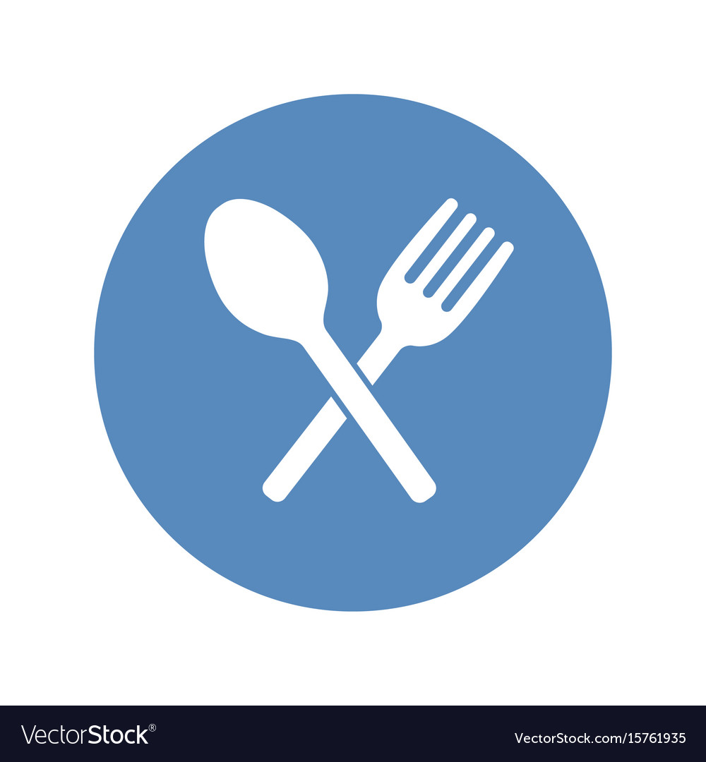 Crossed, Fork, And & Spoon Vector Images (89)
