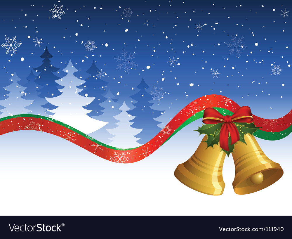 Christmas card Royalty Free Vector Image - VectorStock