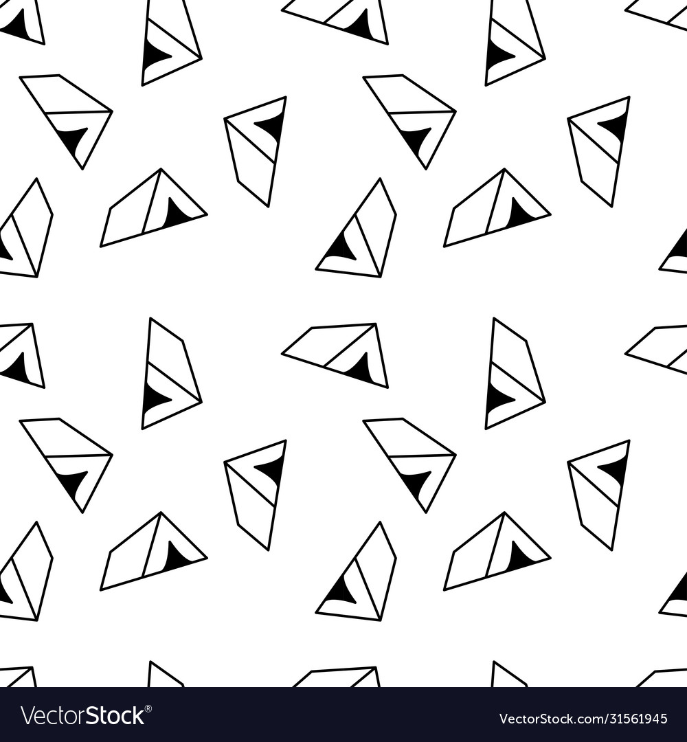 Tent seamless pattern editable can be used