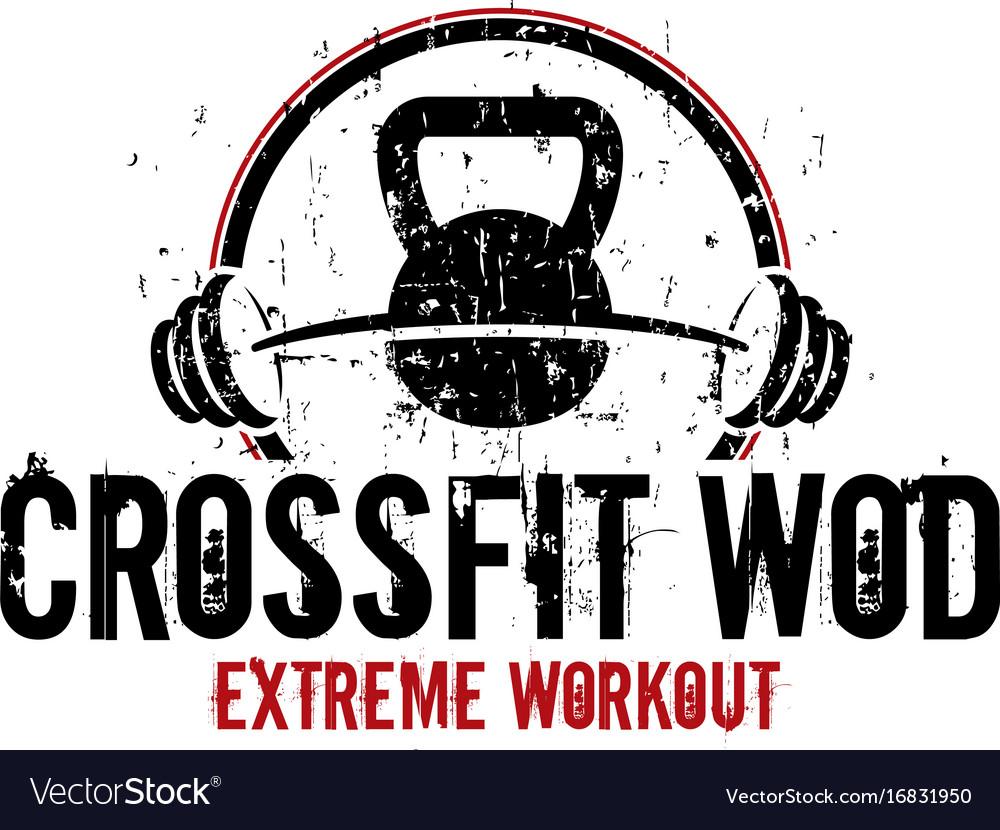 Crossfit wod