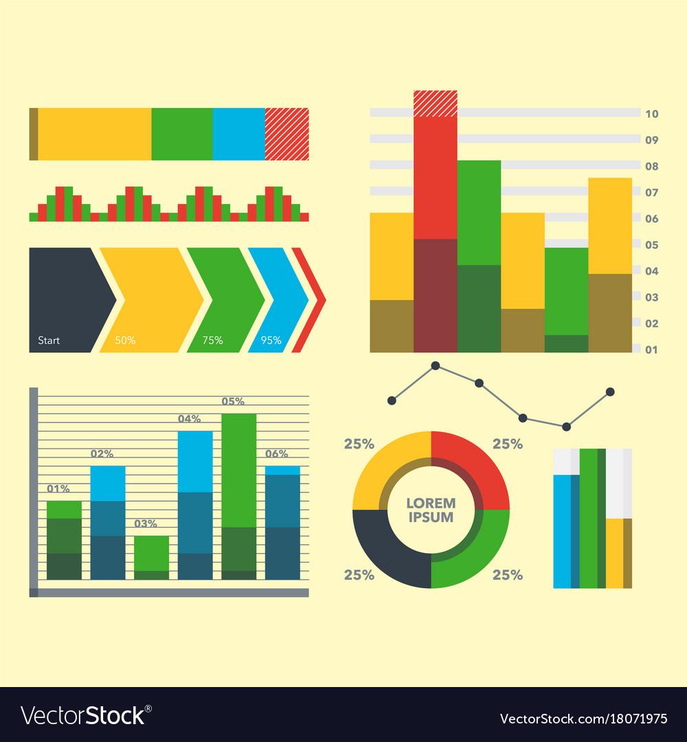 Design diagram chart elements