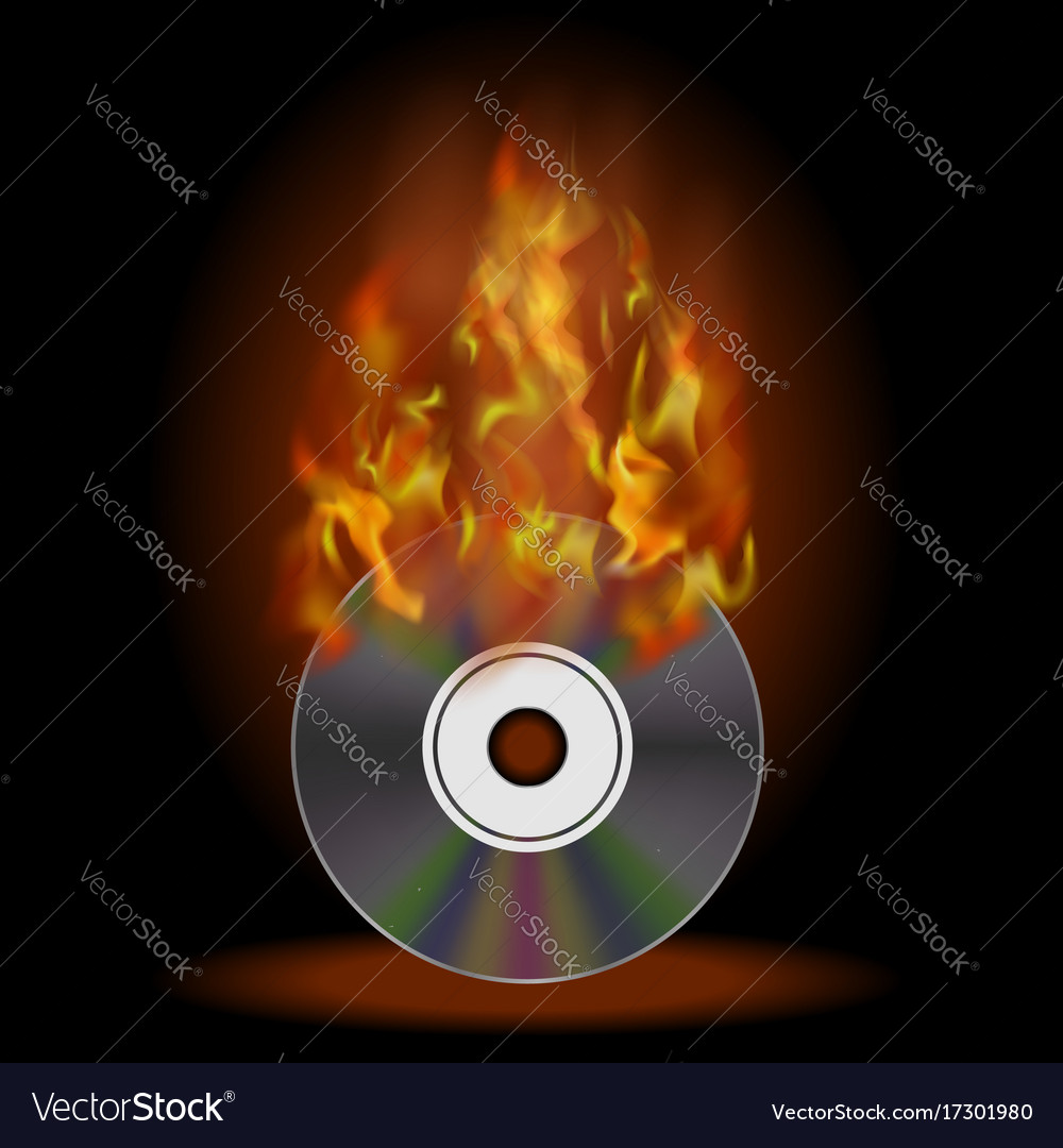 compact disc burning