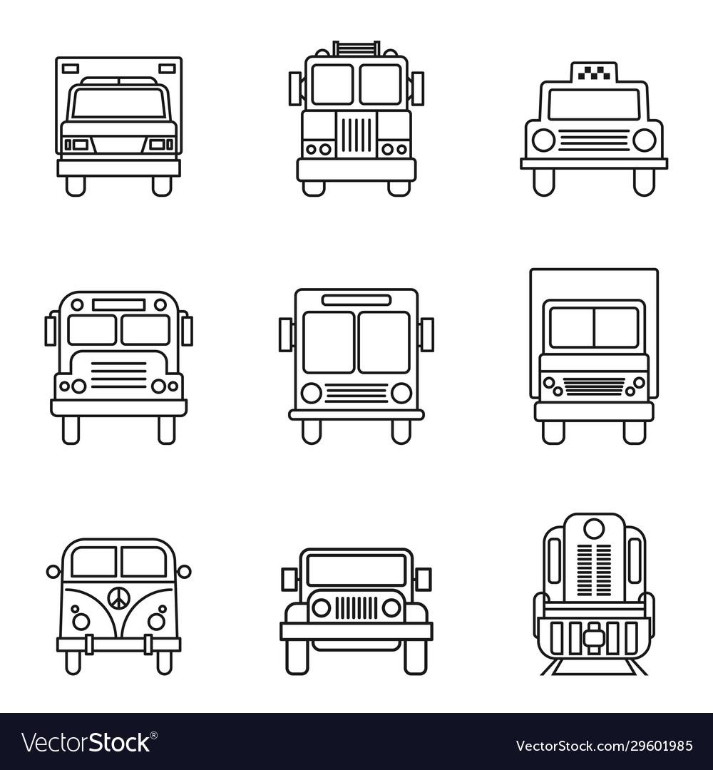 Set different types transport