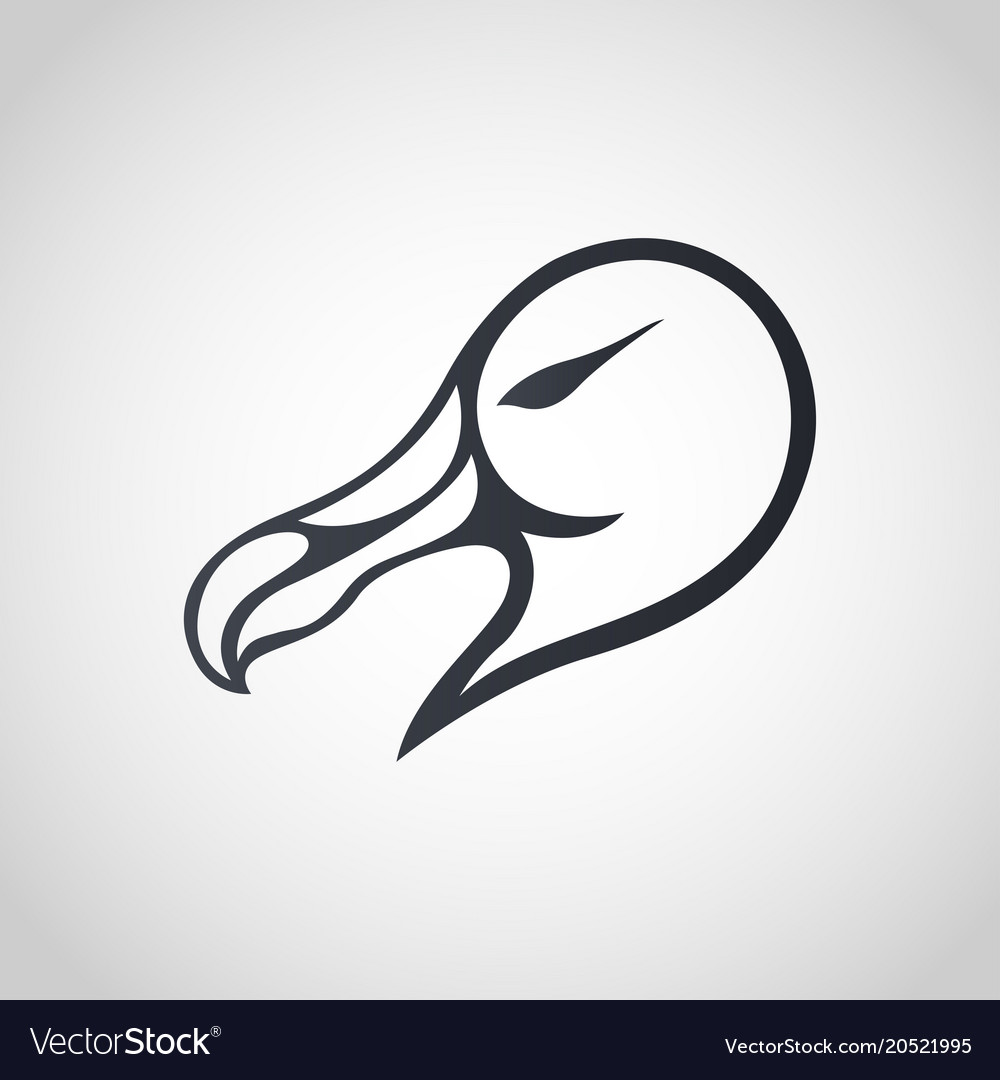 Albatross logo icon design