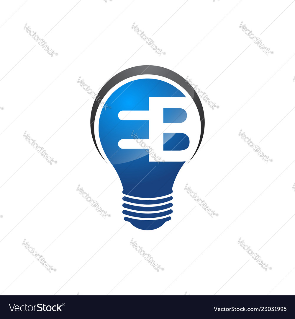 Inside lamp vector