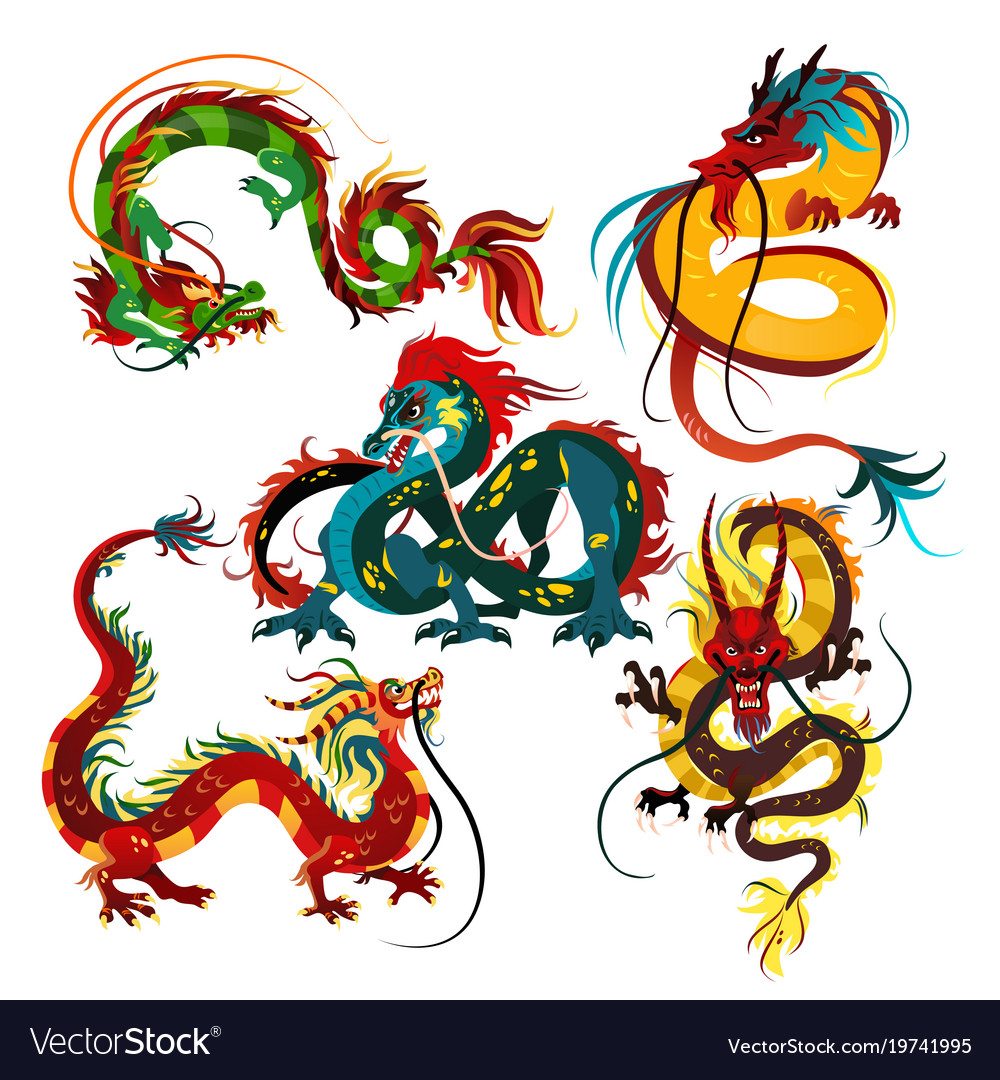 Chinese dragon - a symbol and one of the wonders of the Middle Kingdom 85