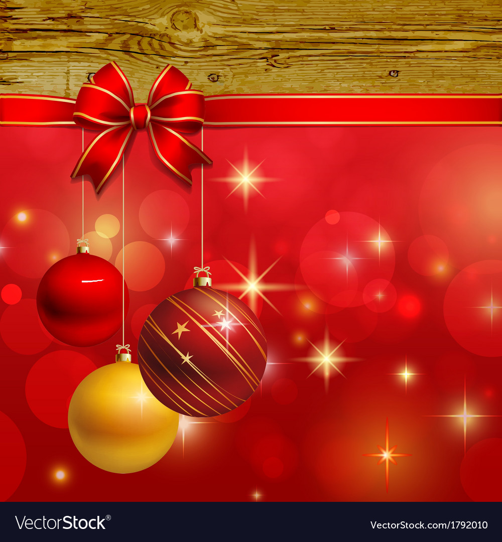 Christmas Ornament Background.Christmas Ornament Background Card