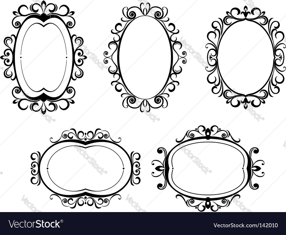free clip art borders and frames. hair clip art borders and