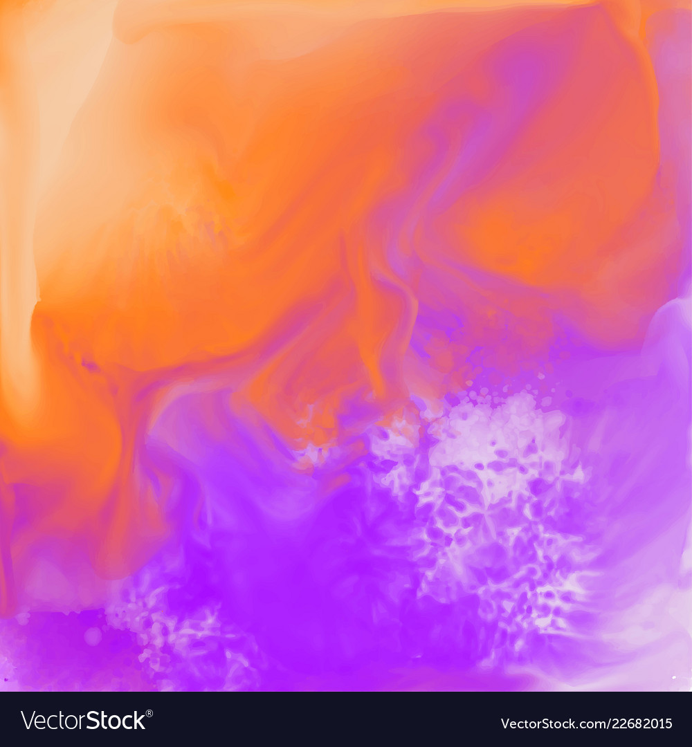 Colorful abstract watercolor texture background