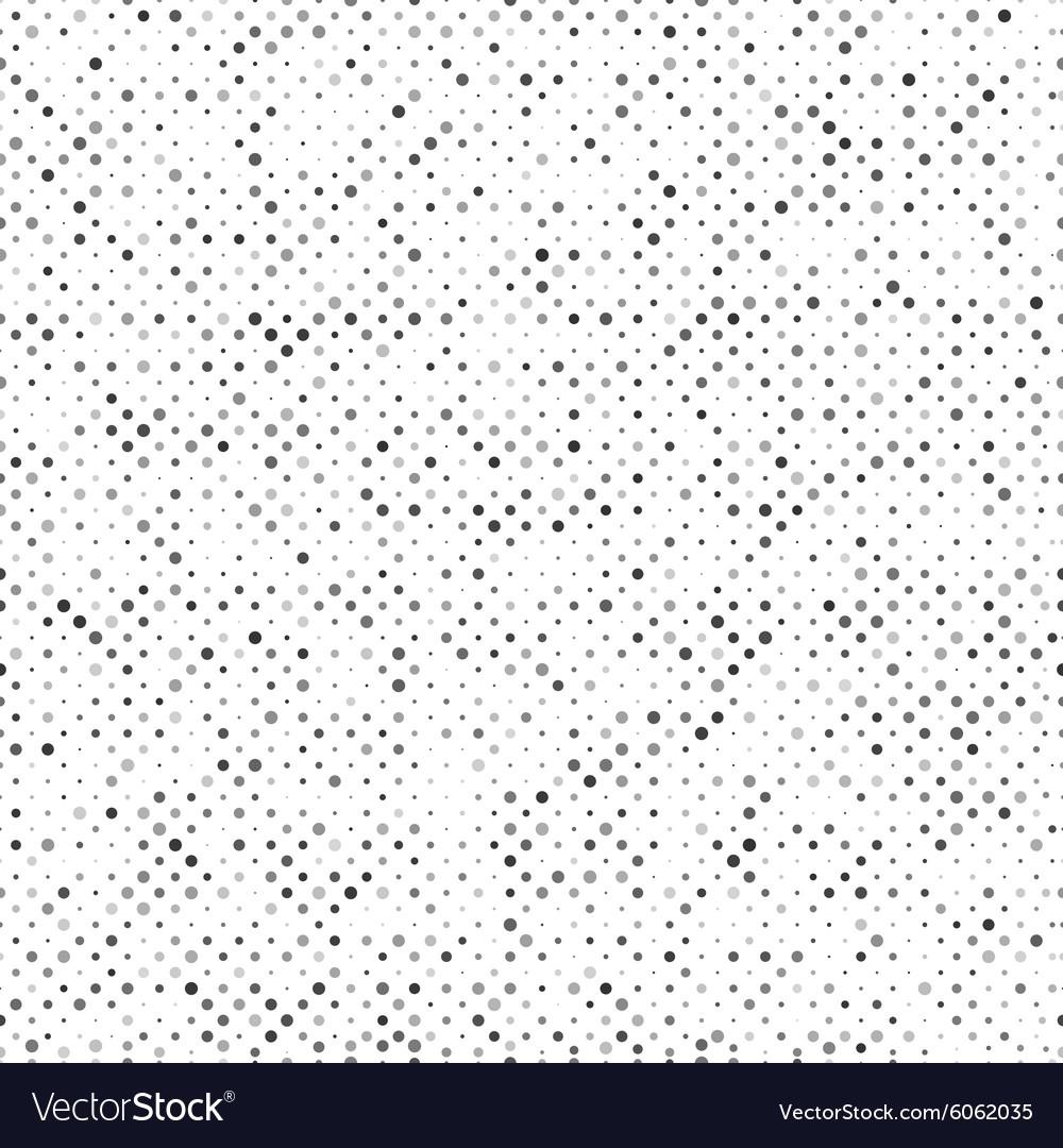 Seamless Scrapbook Round Random Dots