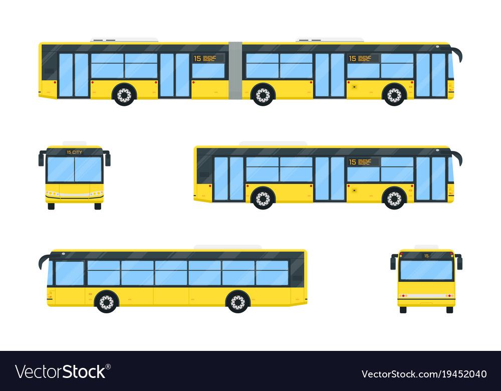 City bus set