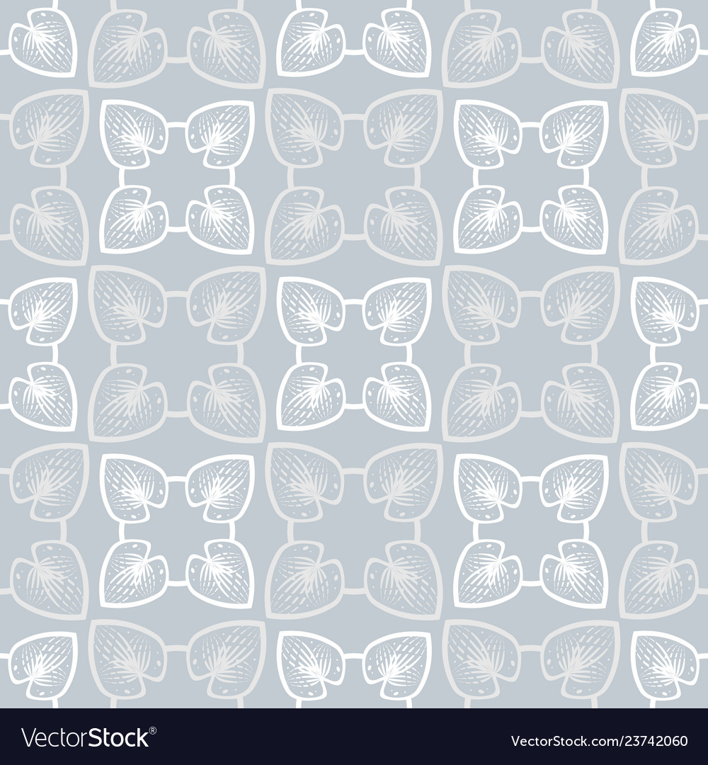 Stylization of asian print abstract ethnic