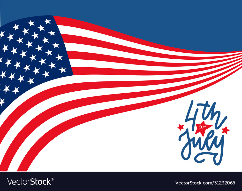 Happy 4th july united states independence day