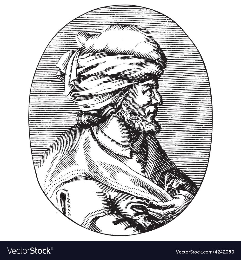 Osman Gazi the founder of the Ottoman Empire
