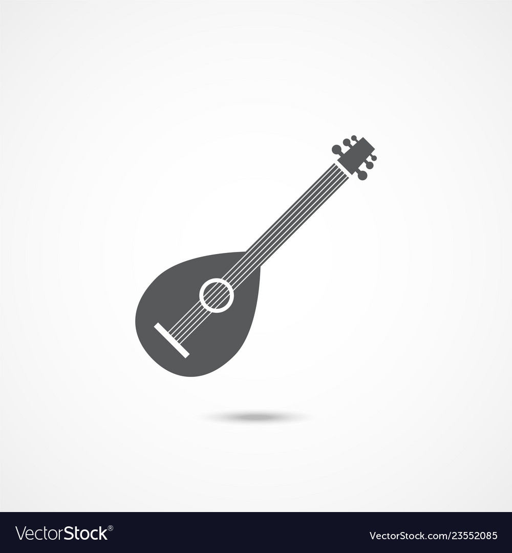 Lute icon