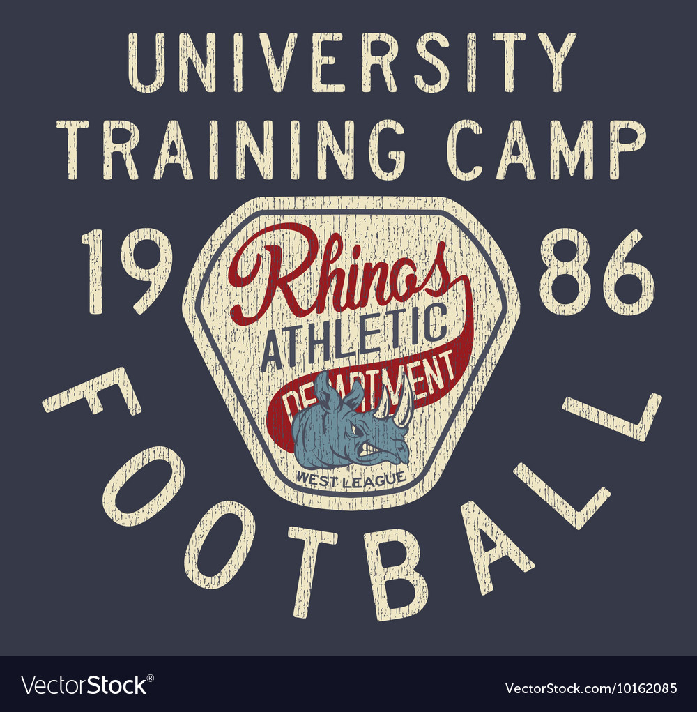 Rhinos athletic department