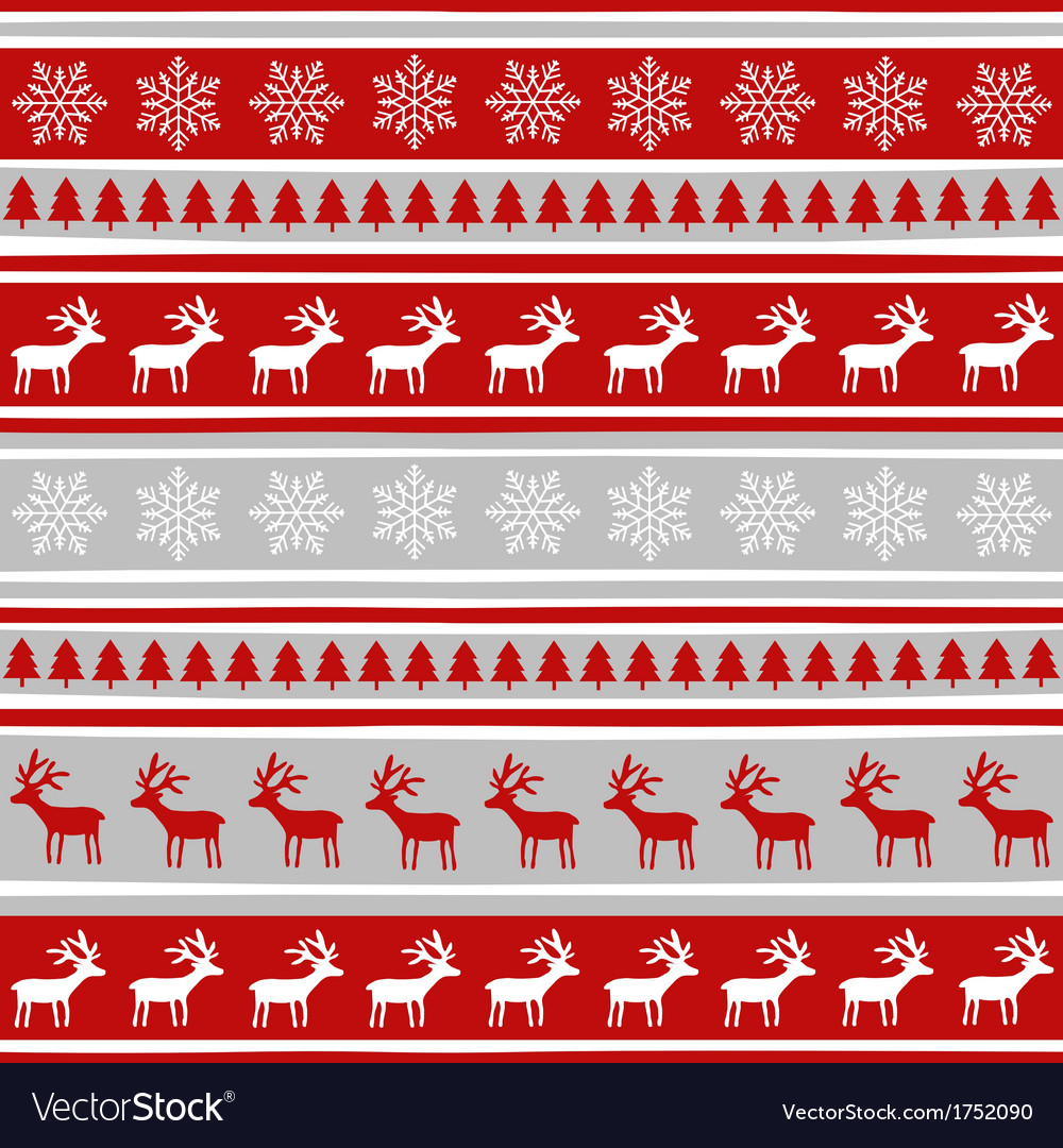 Christmas background7 vector image