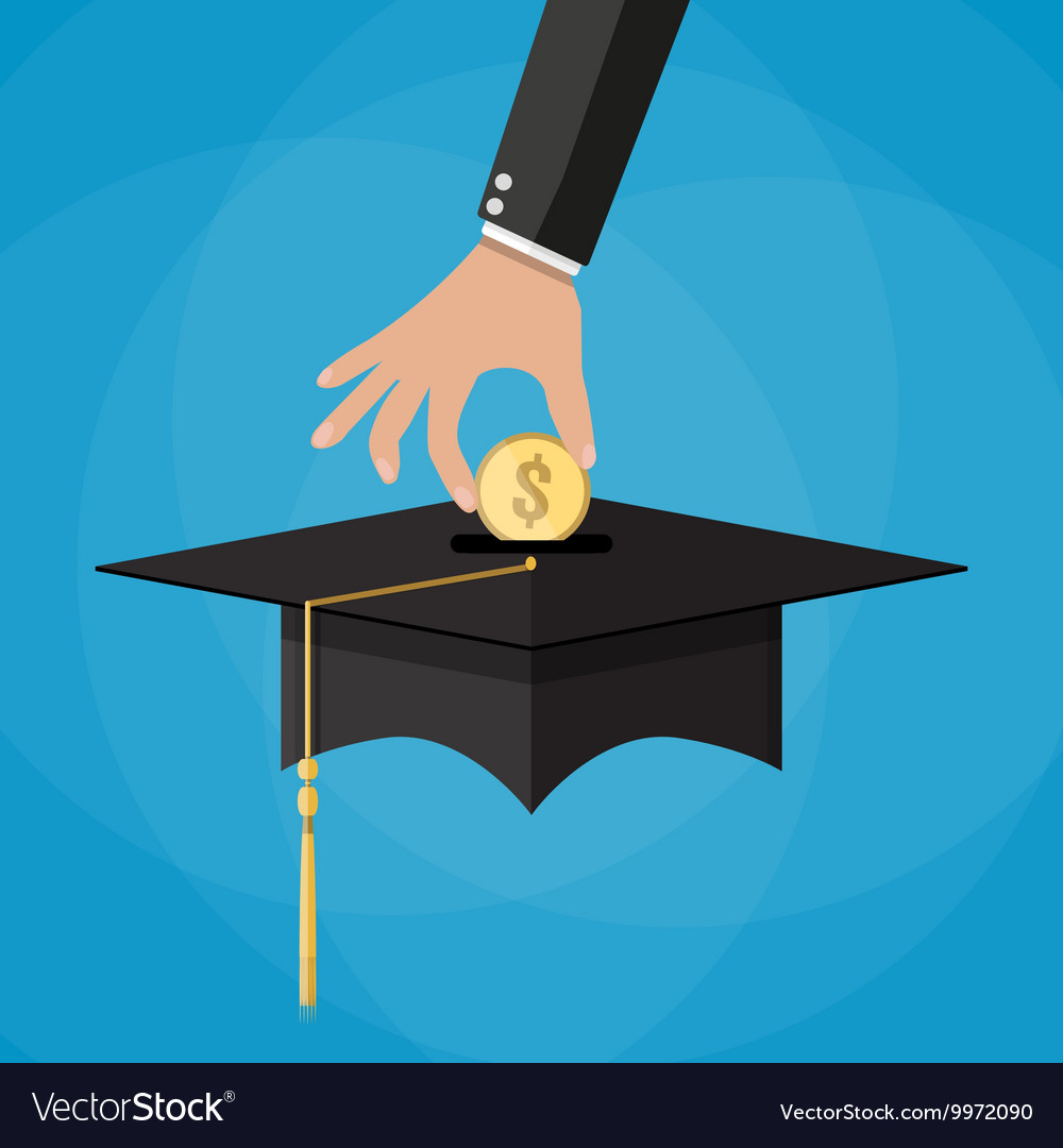 Education savings and investmet concept