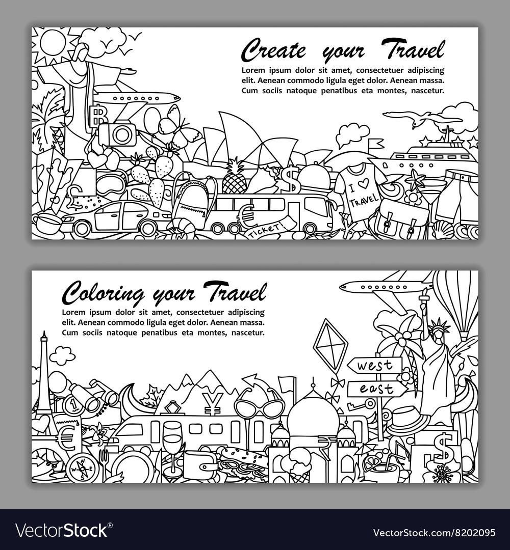 Create your travel Flier