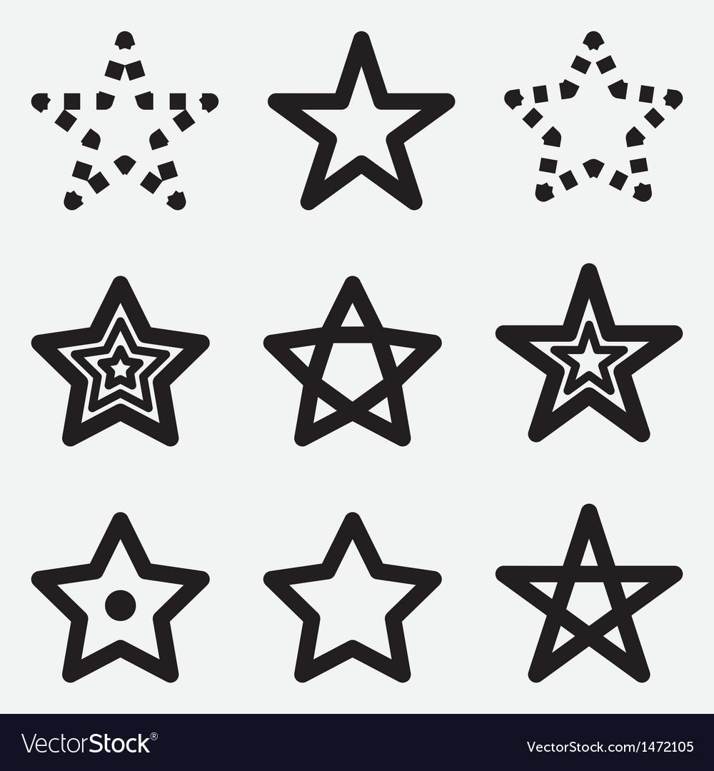 Icons stars