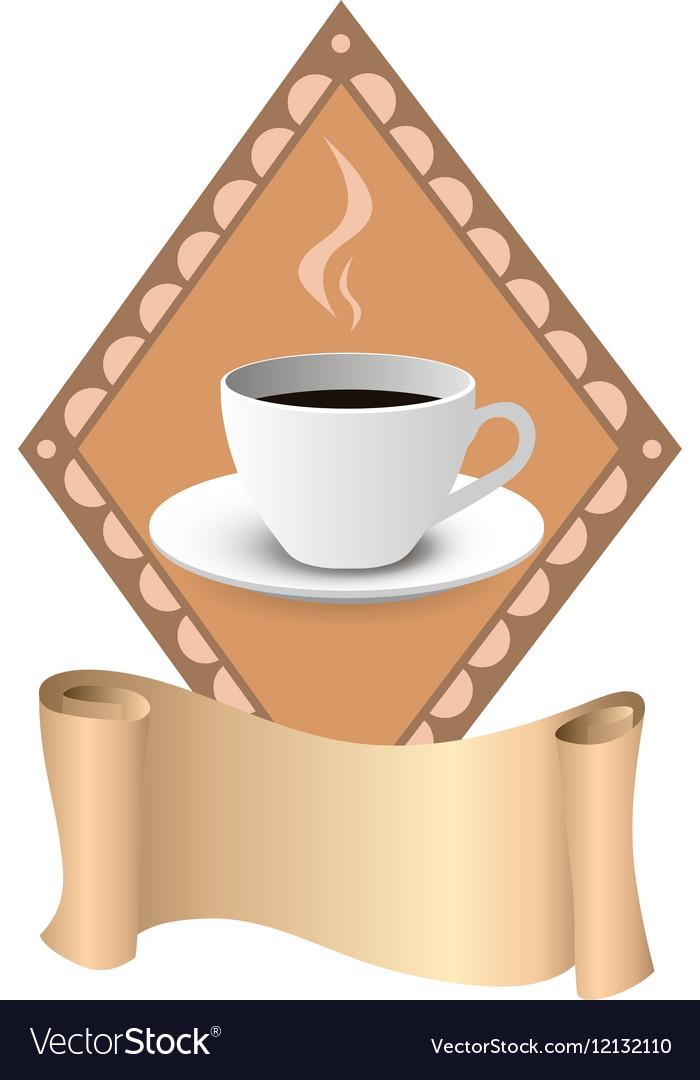 Coffee Shop Logo Design Template Art Royalty Free Vector