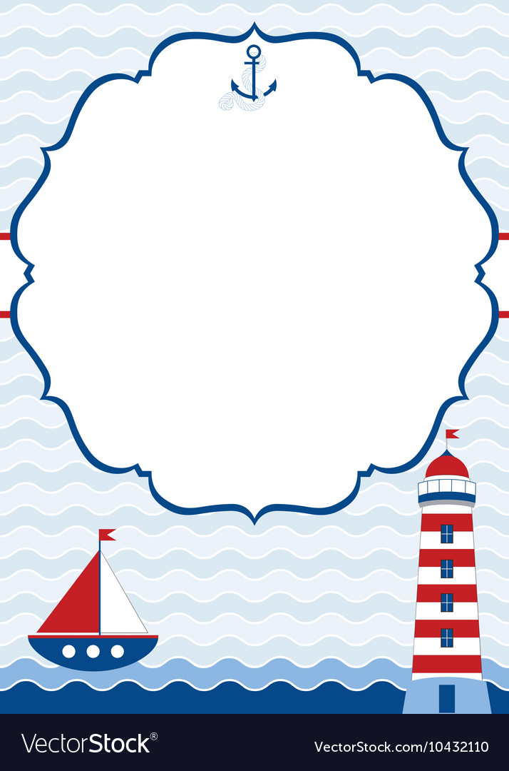 Nautical Card