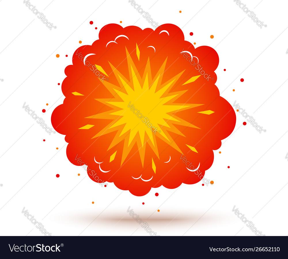 Retro a explosion