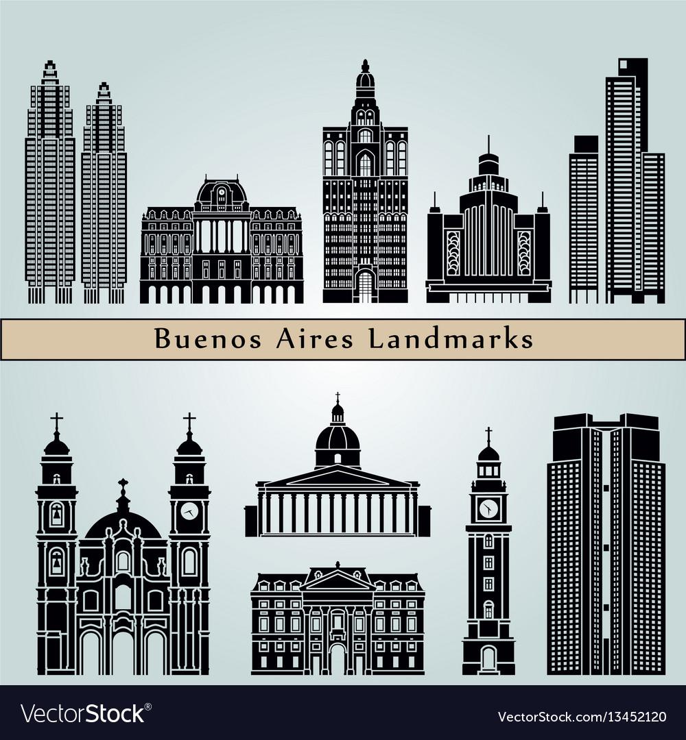 Buenos aires v2 landmarks