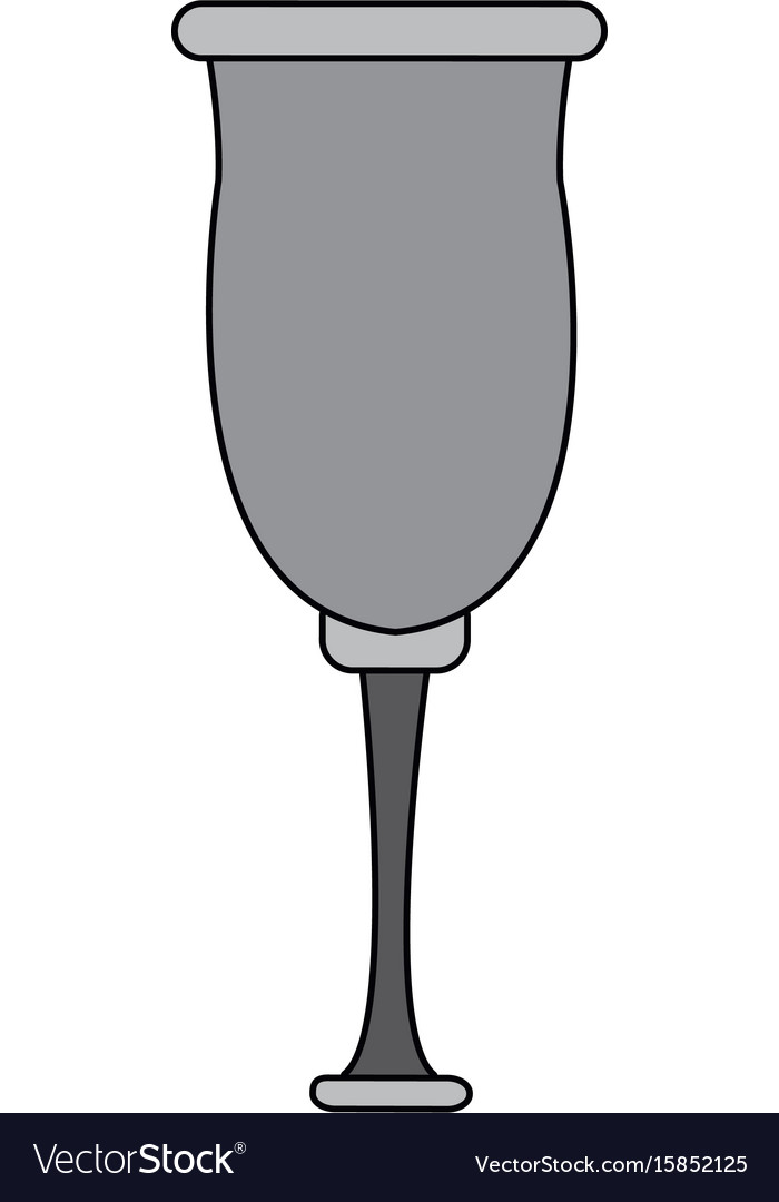Glassware crystal for beverage icon