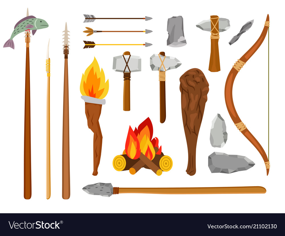 Tools from the stone age