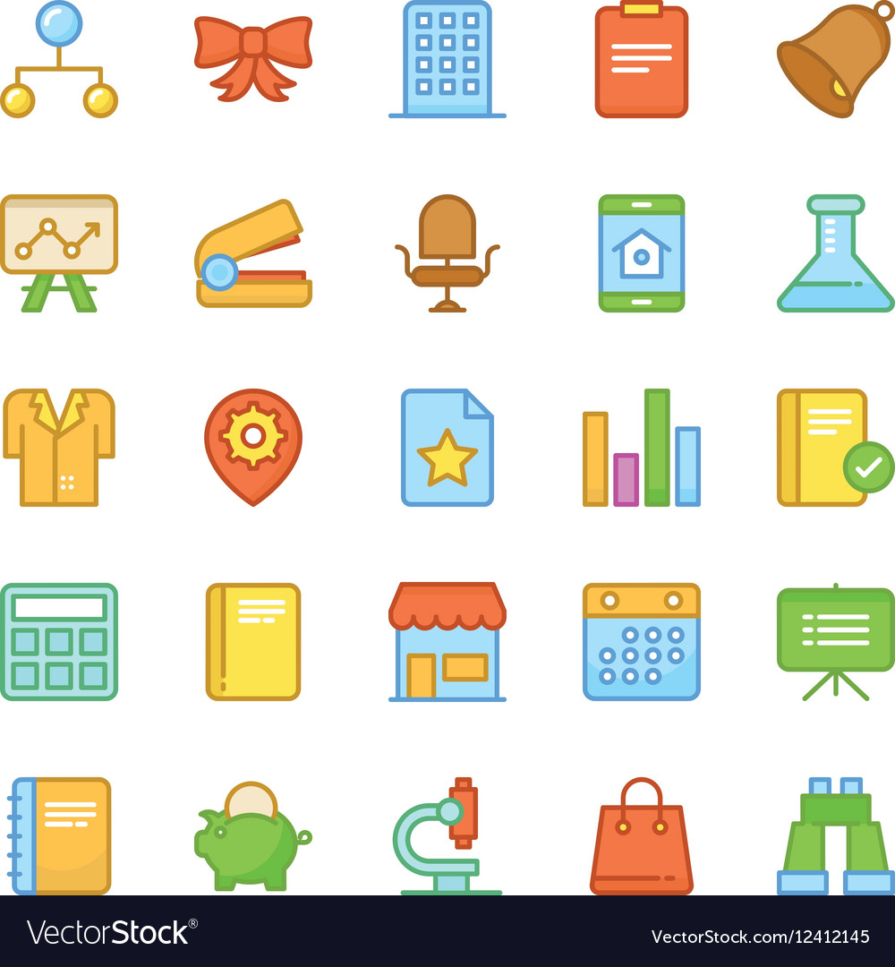 Business Icons 7