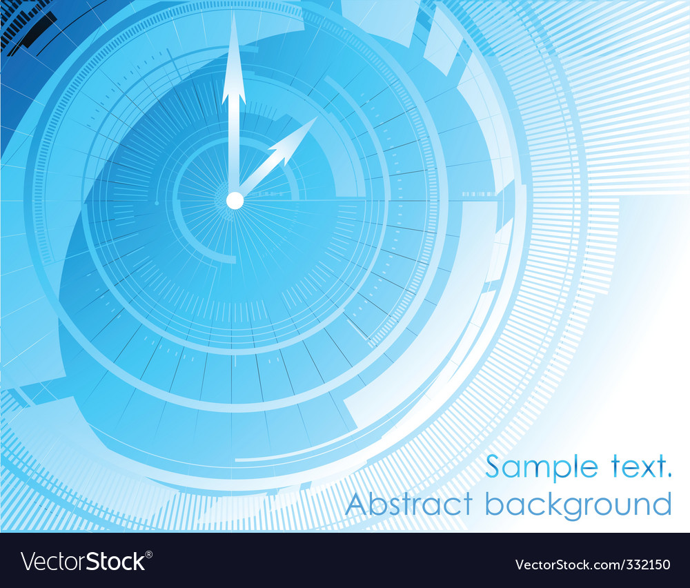 blue background vector. abstract arrow lue background