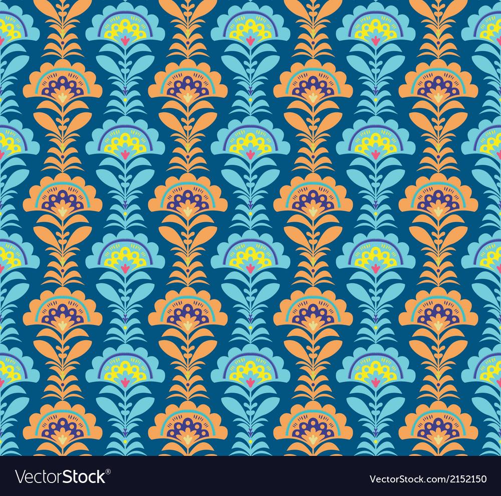 Multi color Retro pattern formate