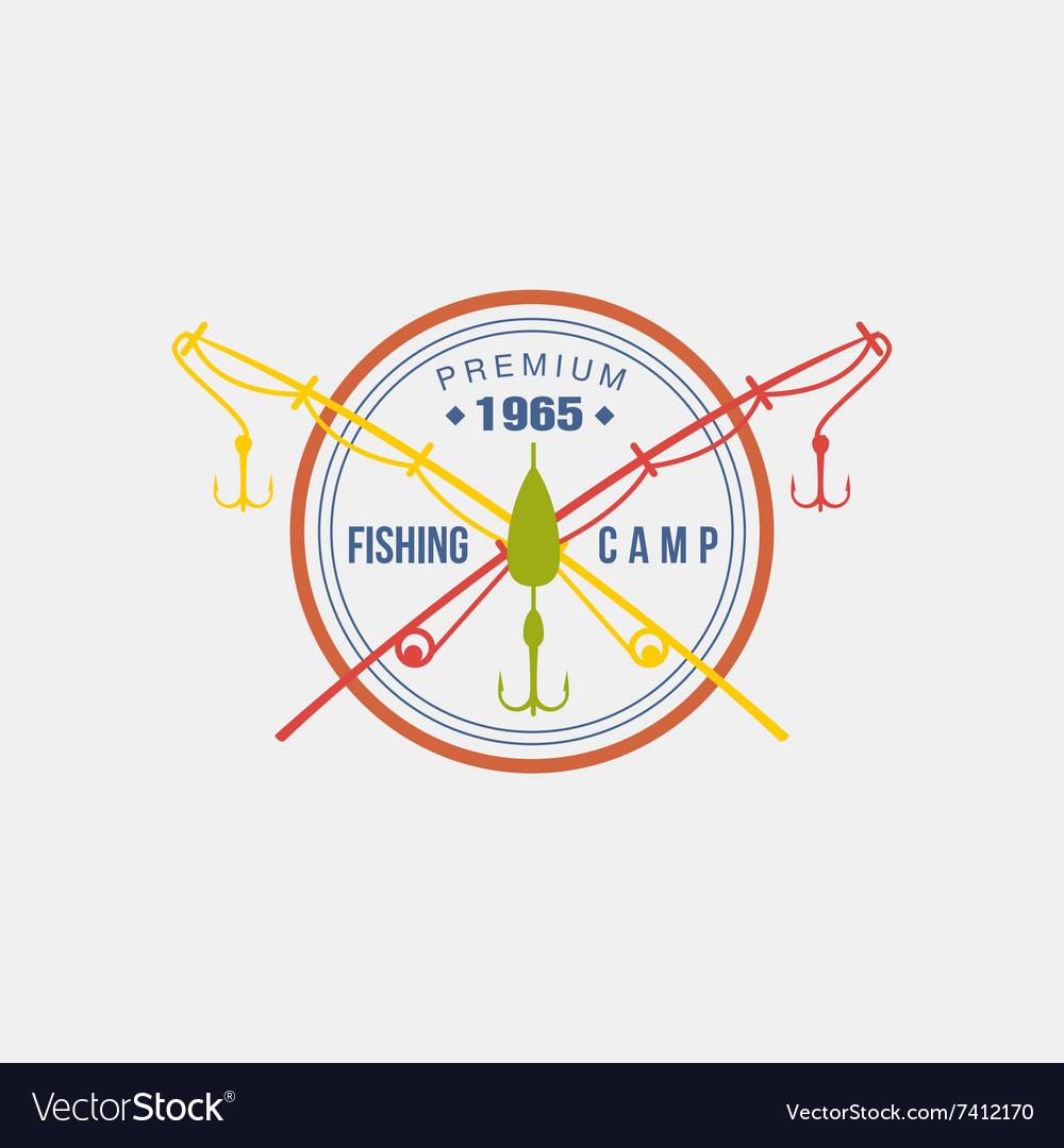 Fishing Camp Logotype