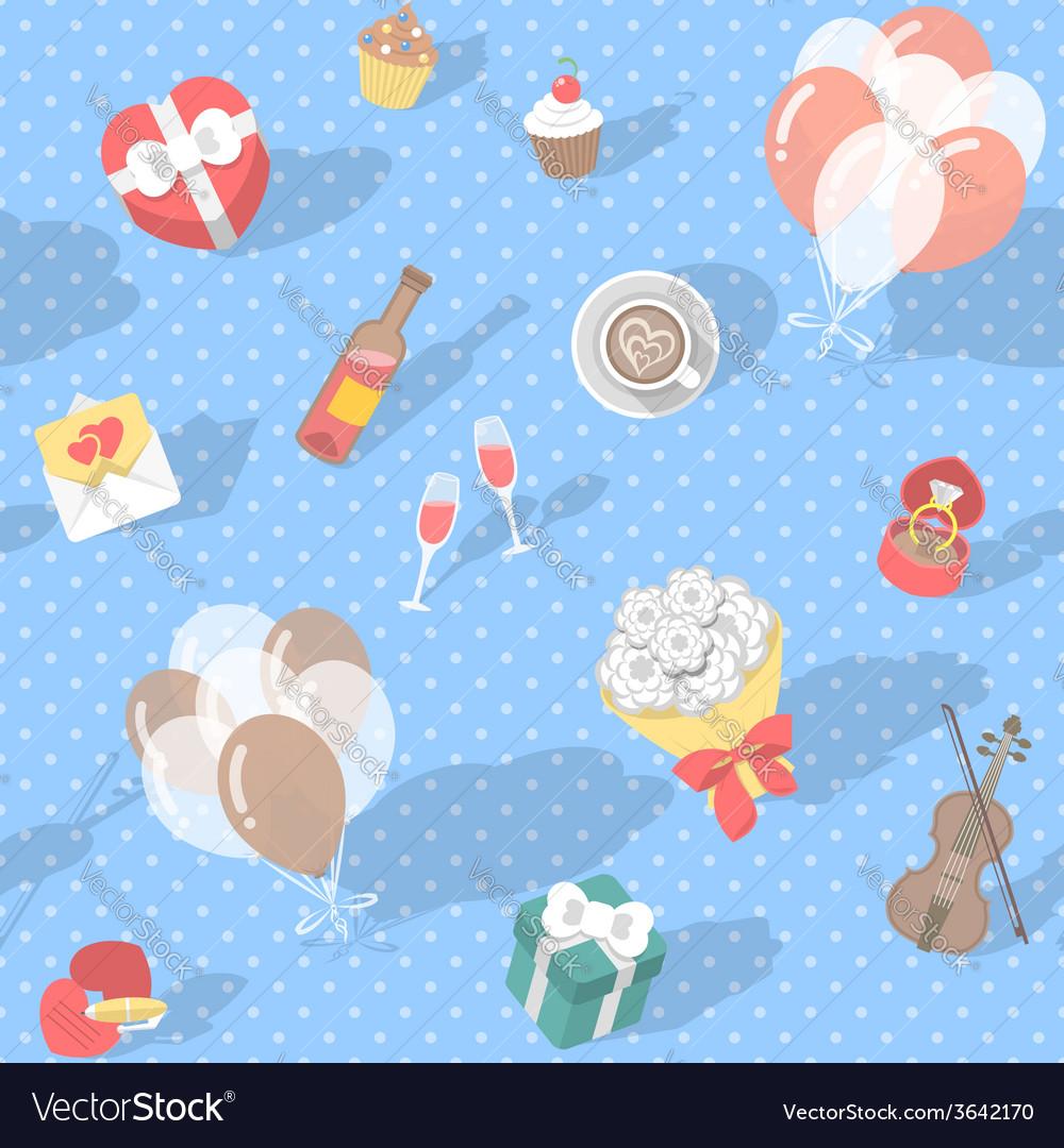 Love Pattern Polka Dot