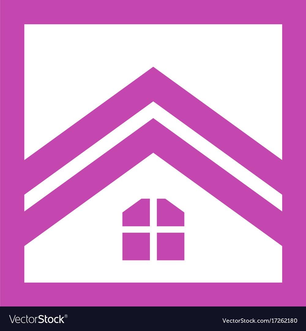 House logologo icon design template