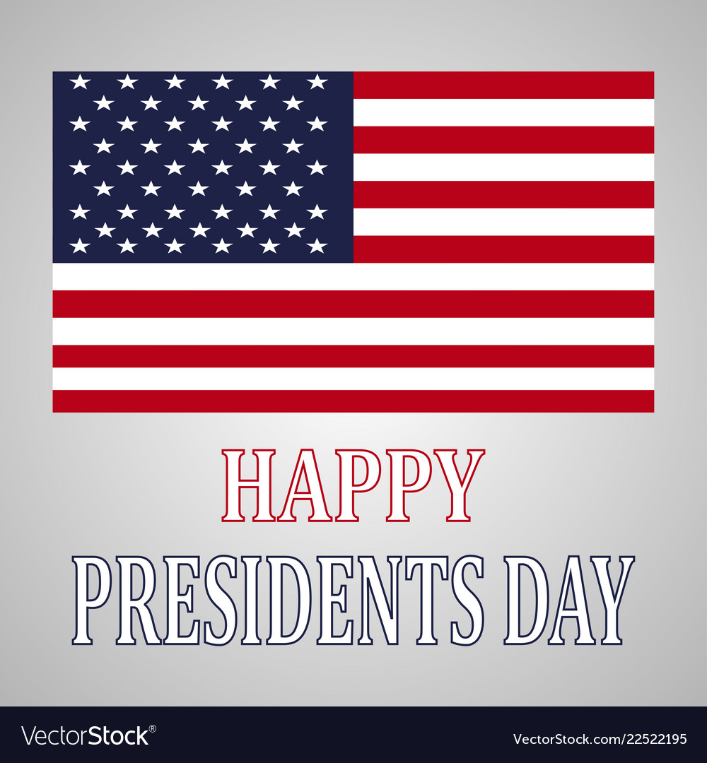 Happy president day