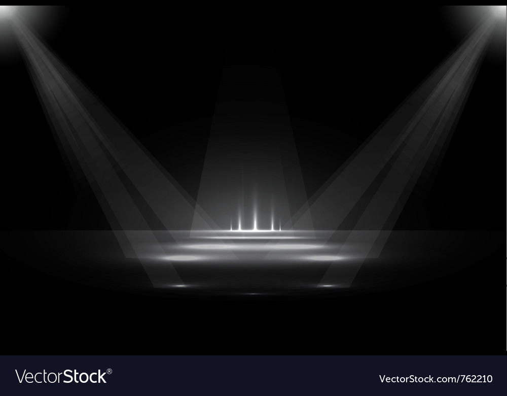 Light background vector image