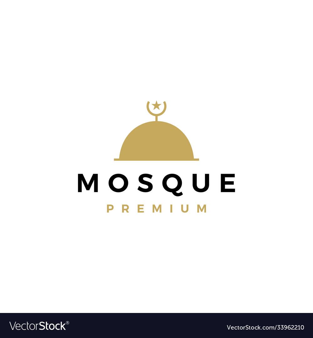 Mosque logo icon
