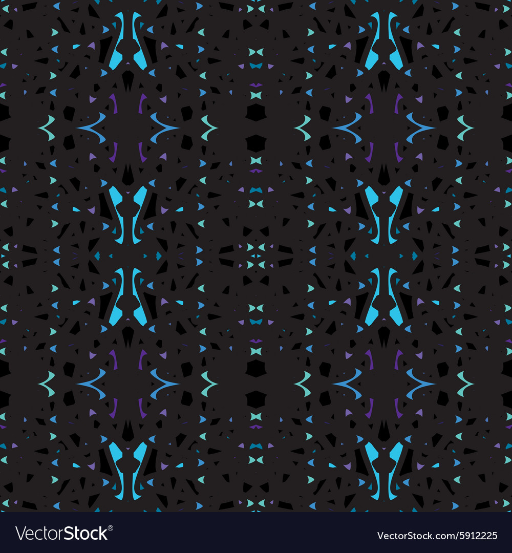 Abstract vintage geometric wallpaper pattern