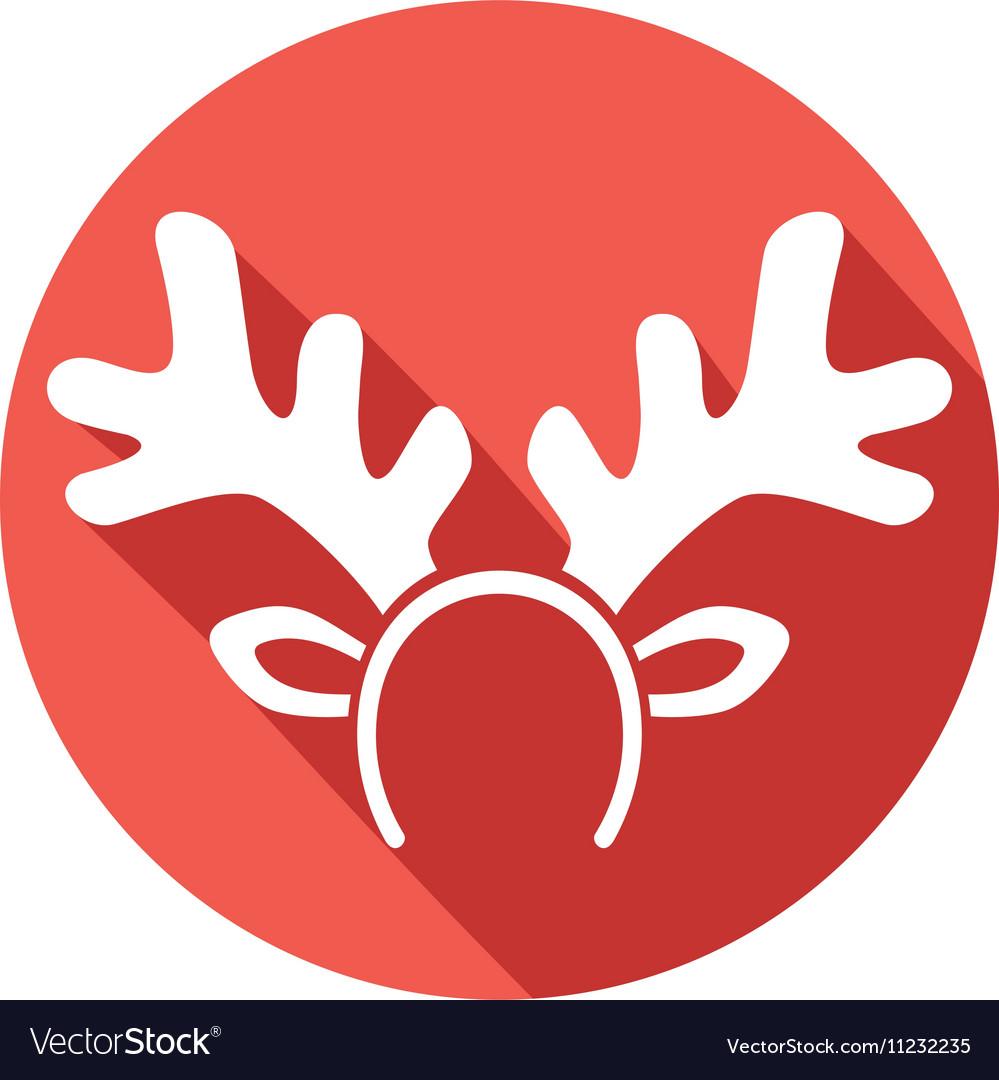 Reindeer Mask Icon