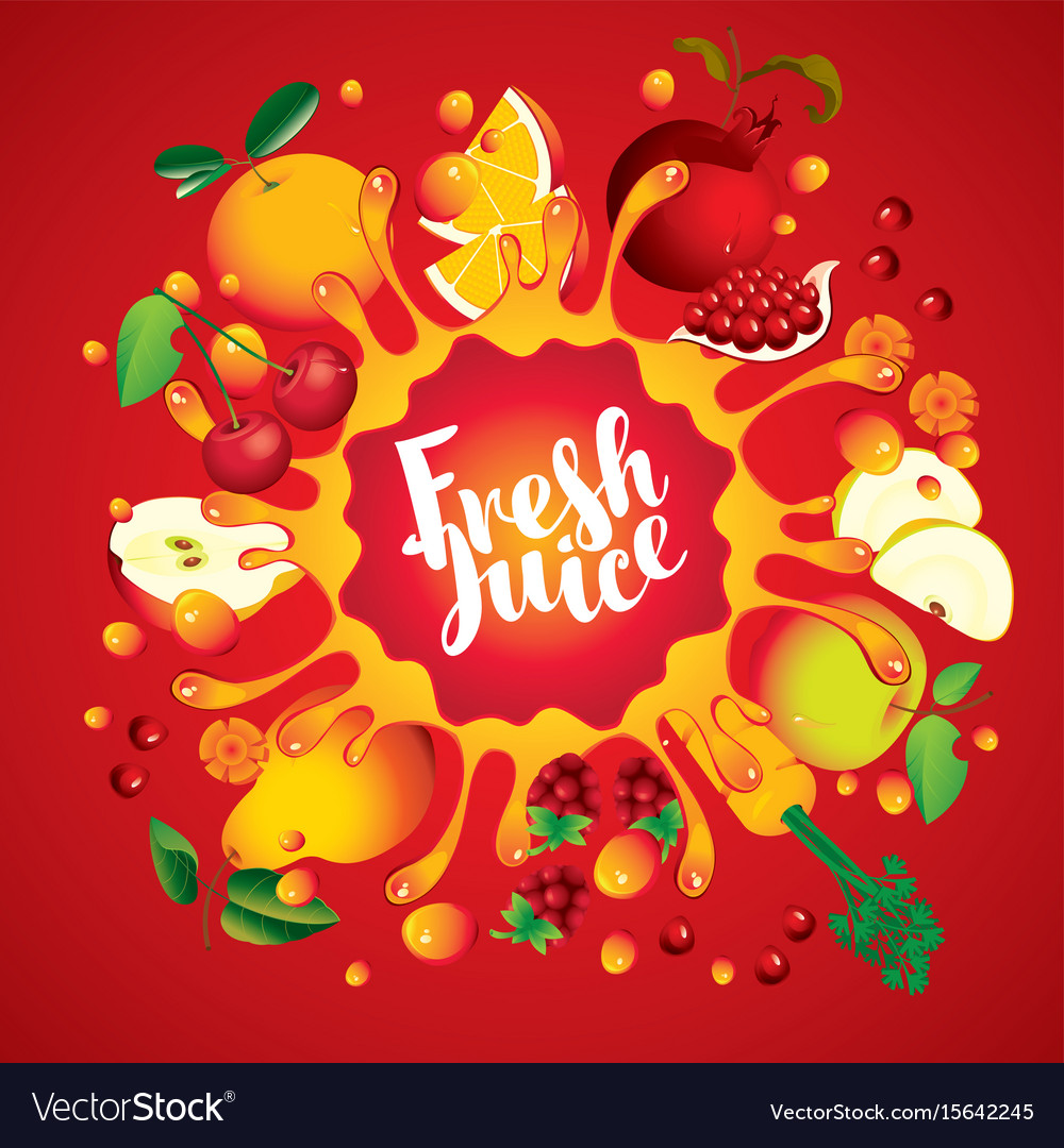 40+ Most Popular Banner Juice Vector