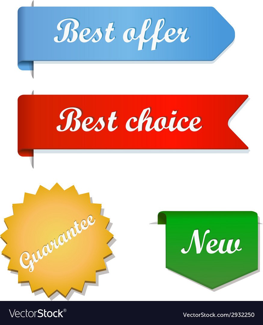Best offer choice ribbons