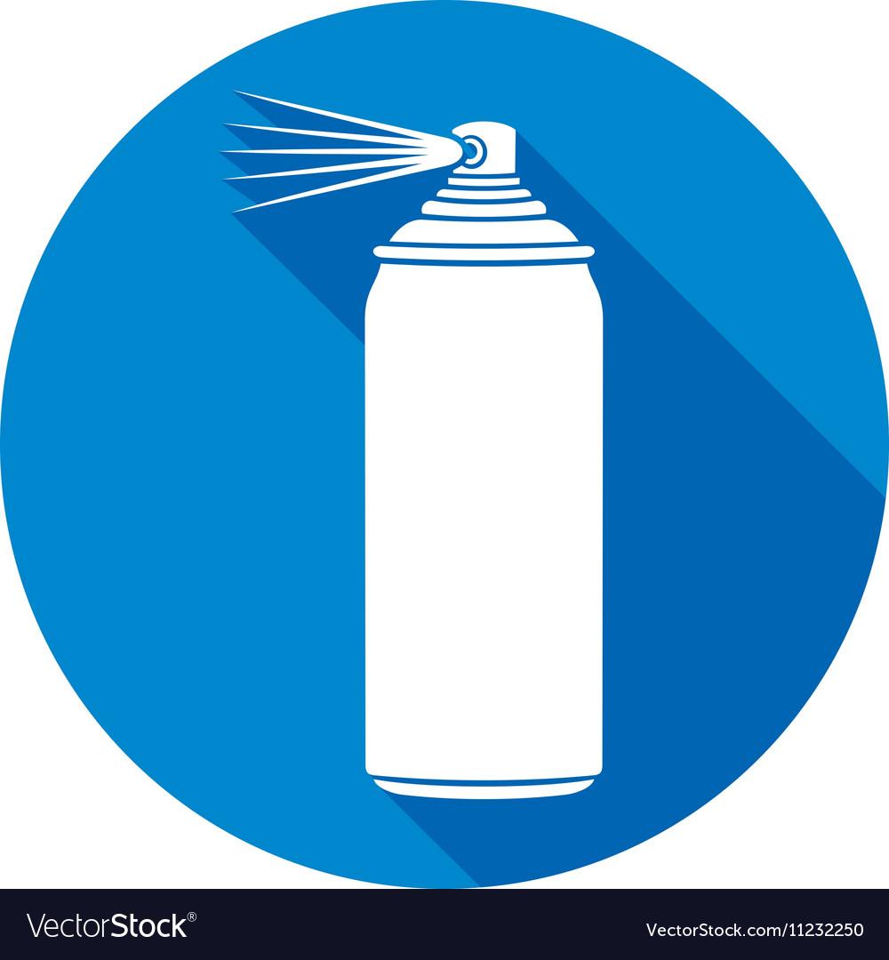 Spraycan Icon vector image