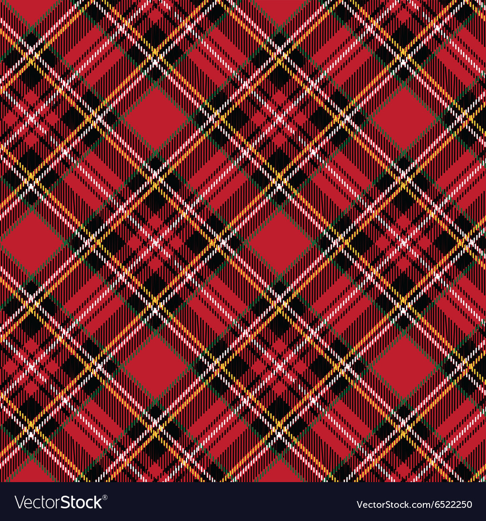 Tartan pattern backgroundeps