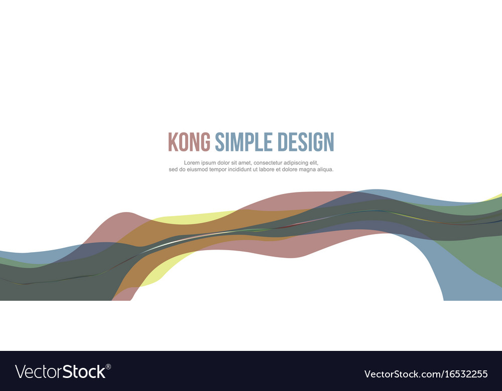 Colorful banner header website abstract collection