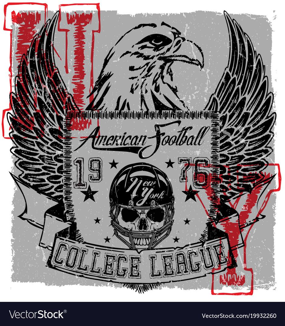 Football Clipart Eagle