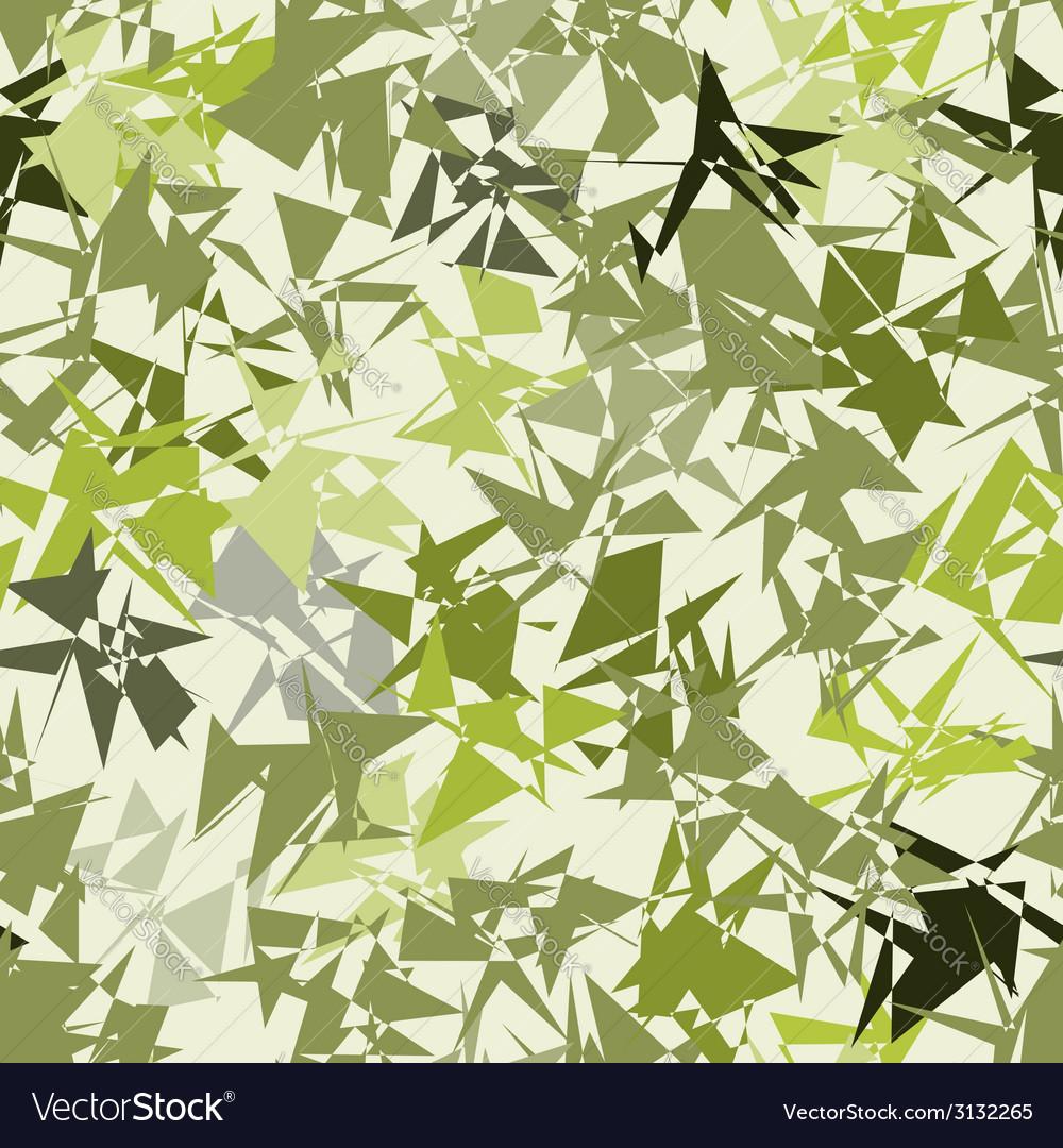 Seamless alternative camouflage pattern vector image
