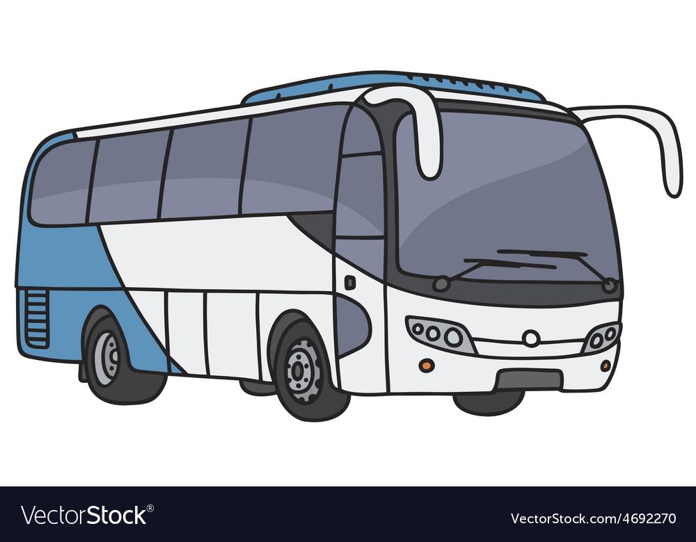 Картинка как нарисовать автобус дальнего следования надежная
